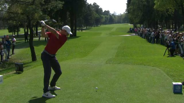 Rory McIlroy's golf swing evolution from 2009 – 2020