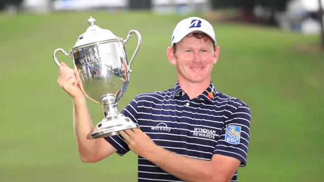Brandt Snedeker on good memories before Wyndham