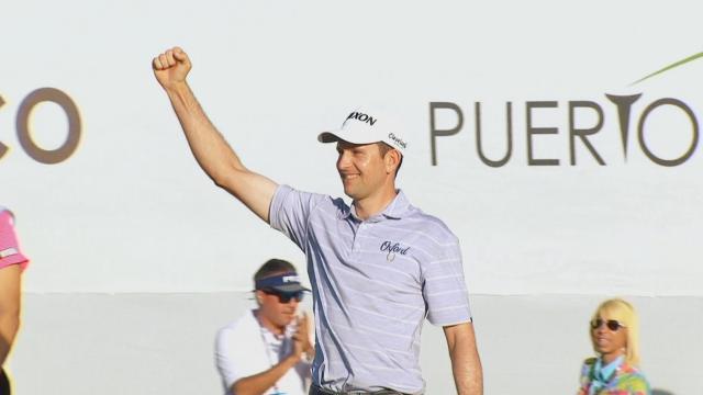 Martin Trainer enjoys new life on the PGA TOUR