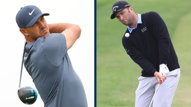 Rahm tries to repeat, Koepka's monster approach and JT's hole-out