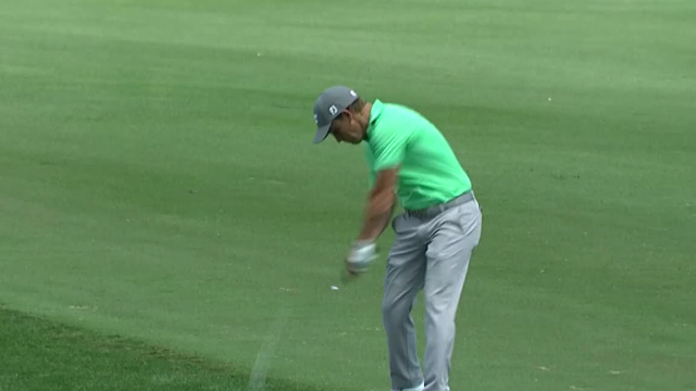 Bud Cauley uses nice approach to set up birdie at Honda