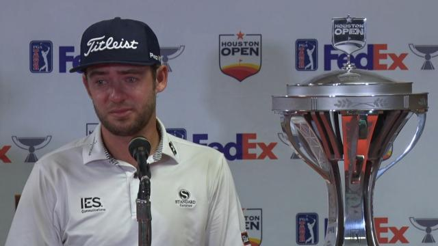 Lanto Griffin on how his dad helped him get started in golf