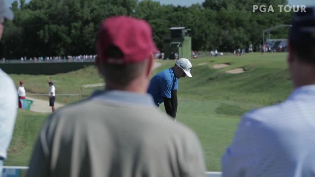 Aaron Wise comments before AT&T Byron Nelson
