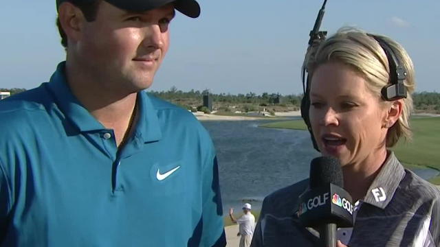 Patrick Reed's interview following round 1 at Hero