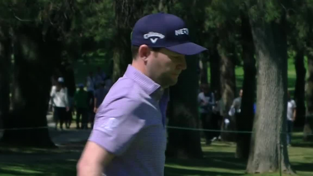 Branden Grace holes 13-footer for birdie at WGC-Mexico