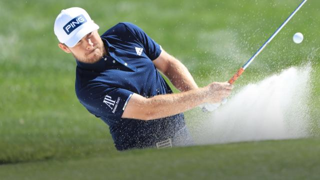 Tyrrell Hatton keeps the two-shot lead at Arnold Palmer