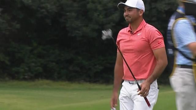 Jason Day strikes first, winning hole No. 3 at MGM Resorts The Challenge