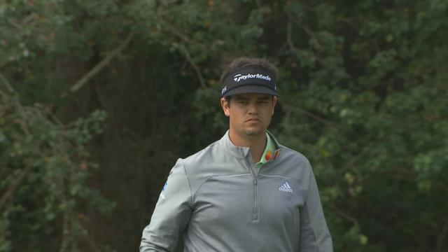 Beau Hossler's Round 2 highlights from Houston Open