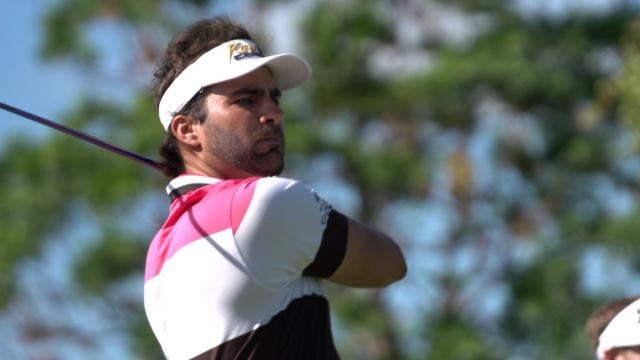 Curtis Thompson comments after Round 3 of Final Stage of Q-School