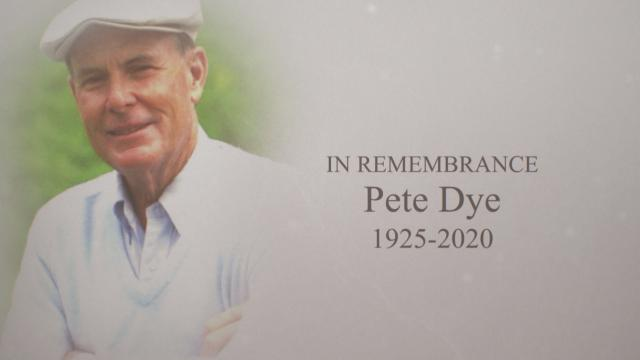 In Memoriam: Pete Dye