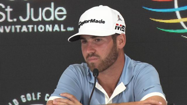 Matthew Wolff ready for what's next before WGC-FedEx St. Jude