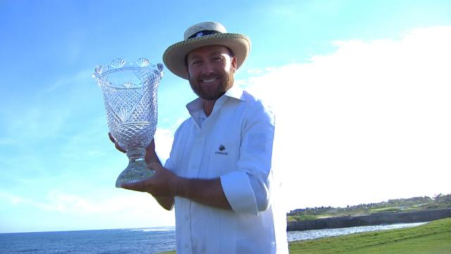 Graeme McDowell wins at Corales Puntacana
