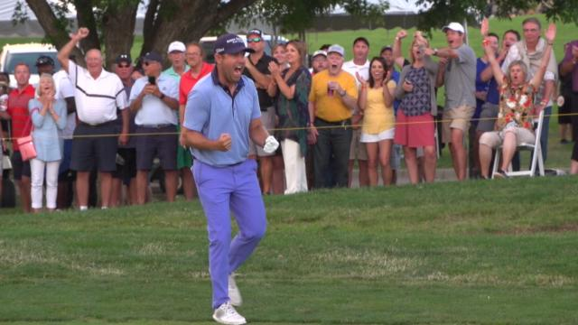 Top-10 shots on the 2019 Korn Ferry Tour