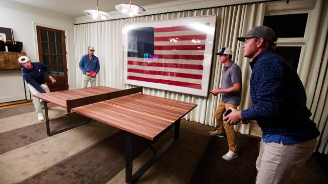 The 'Sea Island Boys' stay just as competitive outside the ropes
