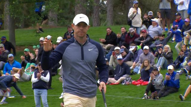 Rory McIlroy Round 4 highlights from THE PLAYERS