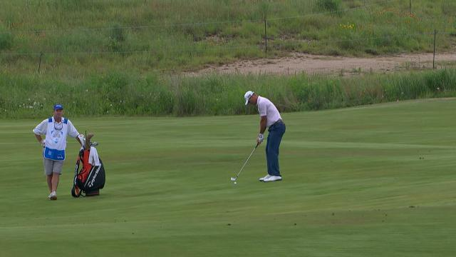 Today's Top Plays: Shawn Stefani's solid eagle approach for Shot of the Day