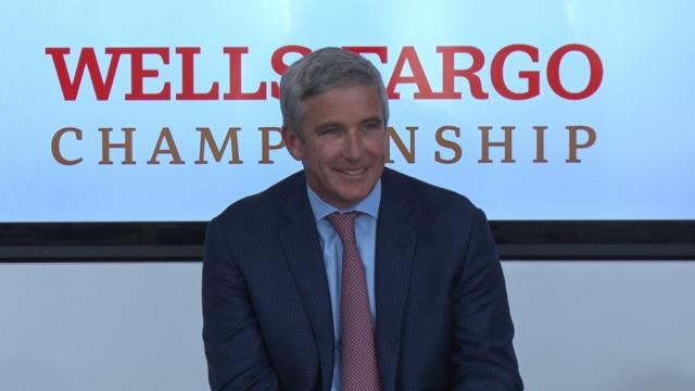 Commissioner Jay Monahan announces Wells Fargo extension.