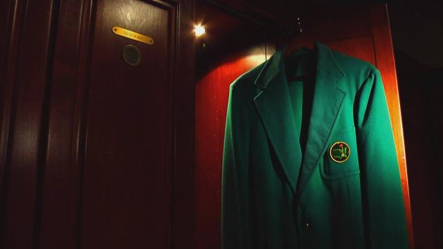 Places the Masters green jacket has been