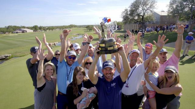 Family matters most to 2018 Valero champion Andrew Landry