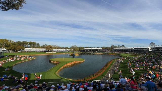 PGA TOUR | The best shots from No. 17 at TPC Sawgrass in Round 1 of THE PLAYERS
