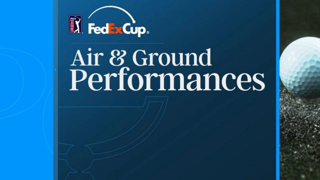 FedExCup Air and Ground: Valero Texas Open