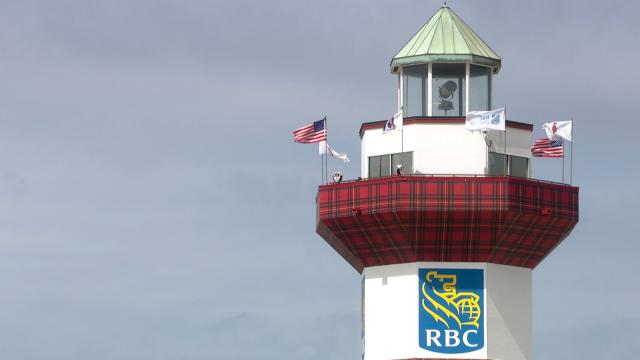 Shane Lowry leads by one shot at RBC Heritage