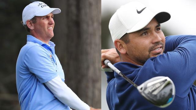 Jason Day and Brendon Todd share lead at PGA Championship