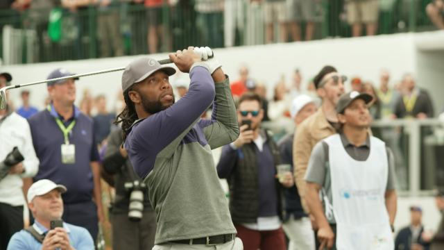 NFL and NHL players join Celebrity Pro-Am at 2020 Waste Management Phoenix Open