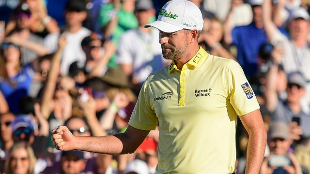 PGA TOUR | Today's Top Plays: Webb Simpson's winning putt is the Shot of the Day