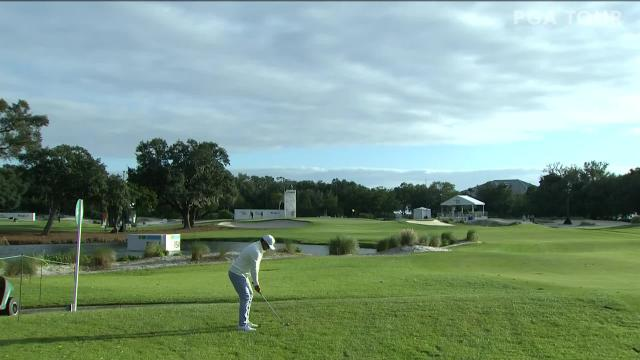 PGA TOUR | Jason Day's nice approach leads to birdie at The RSM Classic