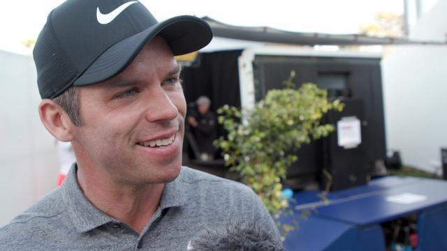 Paul Casey interview after Round 3 of Valspar