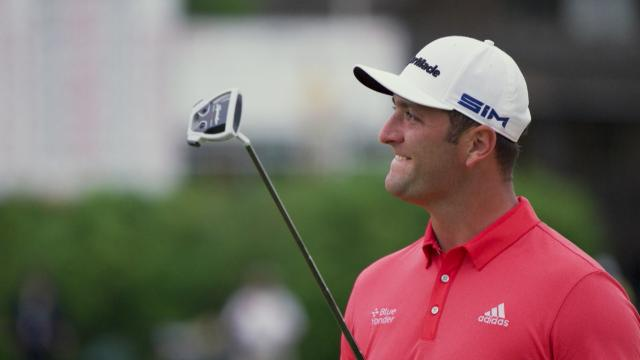 Jon Rahm's hard work pays off on TOUR