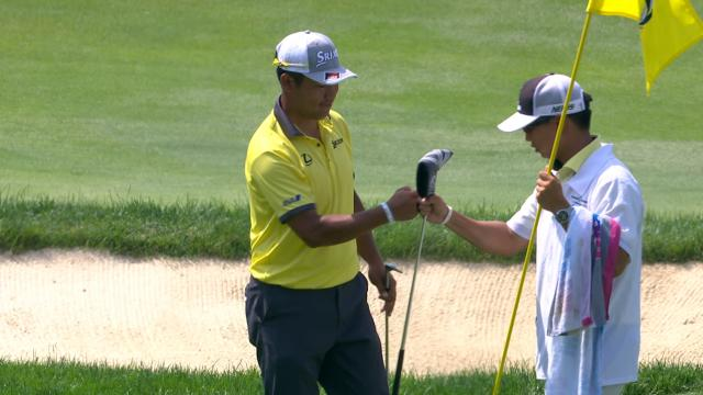 Hideki Matsuyama Round 3 highlights from the Memorial