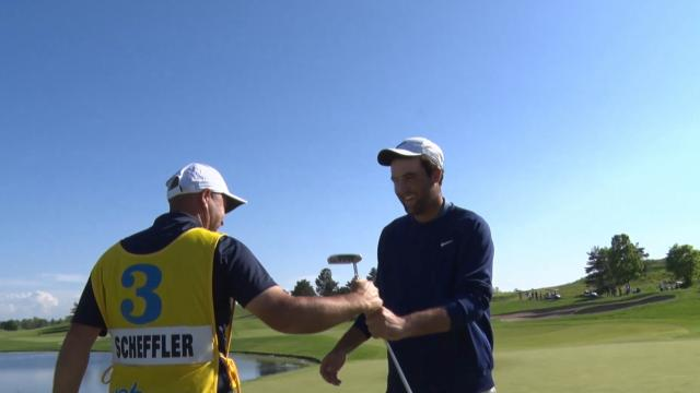 Scottie Scheffler's top-5 shots on 2019 Korn Ferry Tour