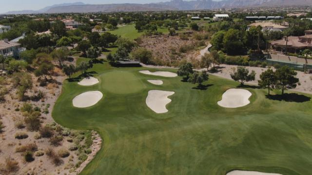 TPC Summerlin – Hole No. 15