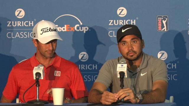 Scott & Day on the 2019 Presidents Cup before Zurich Classic