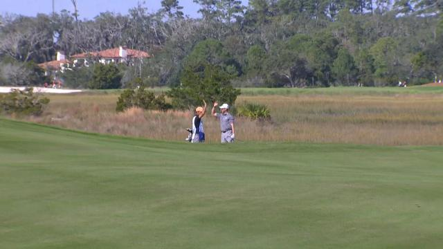 Today's Top Plays: Tyler Duncan's eagle hole-out tops Shots of the Week
