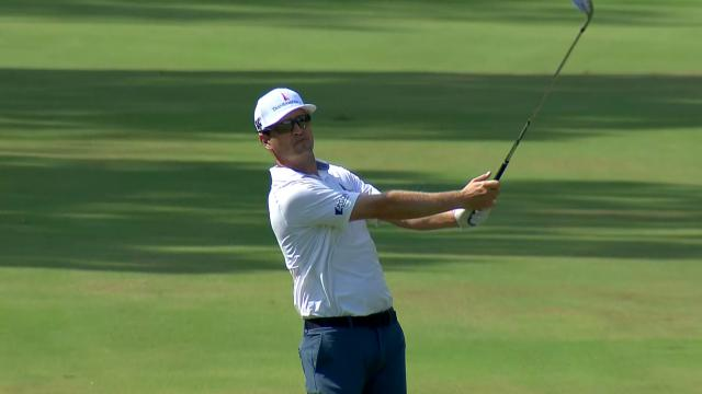 Zach Johnson's Round 1 highlights from Sanderson Farms