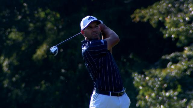 Sergio Garcia ends 3-year drought with his win at Sanderson Farms Championship