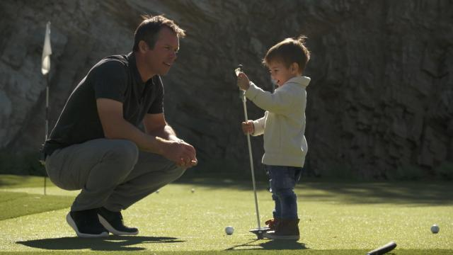 Paul Casey gives back to UNICEF with birdies campaign