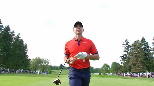 Today's Top Plays: Rory McIlroy's eagle-yielding approach is the Shot of the Day