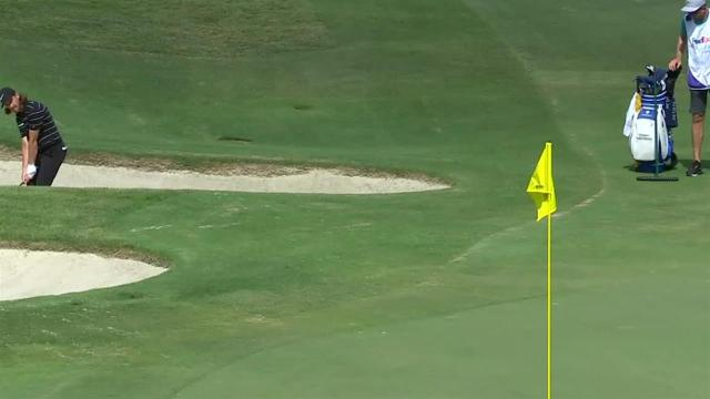 Tommy Fleetwood gets up-and-down from bunker at WGC-FedEx St. Jude