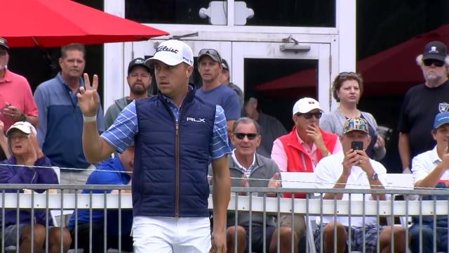 Justin Thomas' Round 2 highlights from Safeway Open