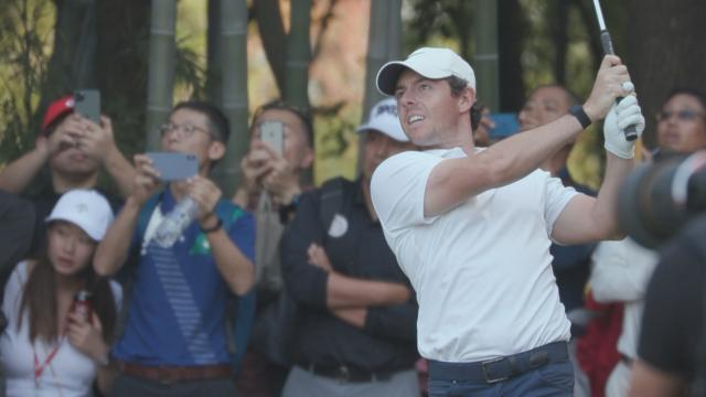 Rory McIlroy's Round 4 highlights from WGC-HSBC Champions