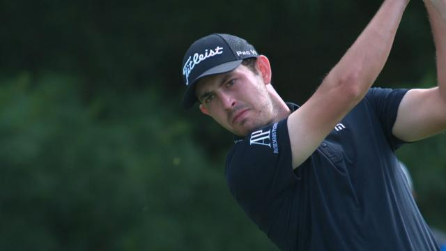 Patrick Cantlay's Round 4 highlights from the Memorial