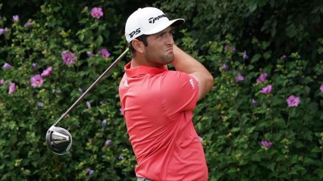 PGA TOUR   Jon Rahm's Round 4 highlights from BMW