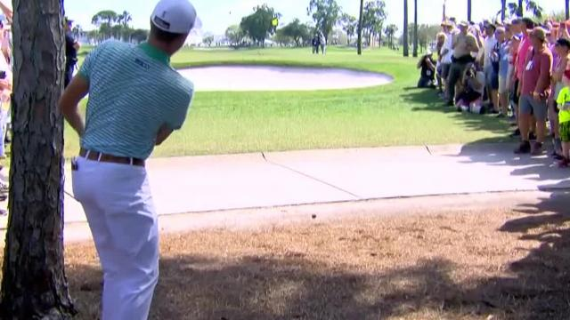 Today's Top Plays: Justin Thomas's eagle chip in is the Shot of the Day