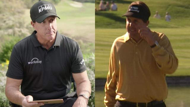 Phil Mickelson breaks down his victory at The American Express 2002