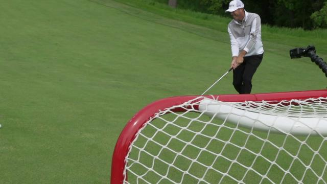 Goal-in-one at RBC Canadian Open