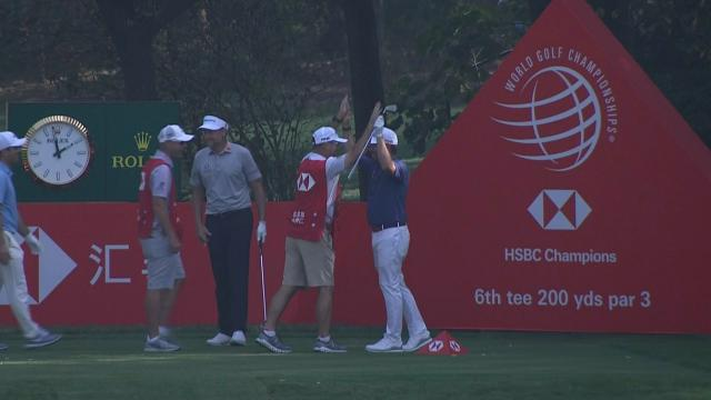 Today's Top Plays: Louis Oosthuizen's 200-yard ace for the Shot of the Day